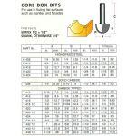 Carbitool T448 1/2 Router Bit