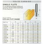 Carbitool T204S Router Bit