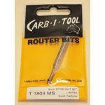 Carbitool T1804MS Router Bit