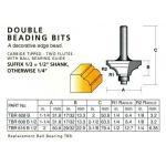 Carbitool TBR608B Router Bit